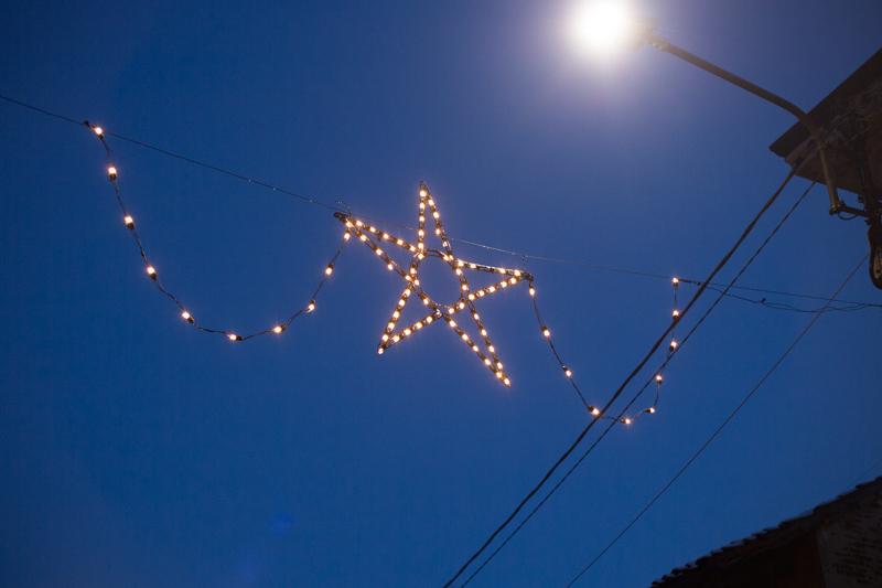 0005 Luminarie Per Natale