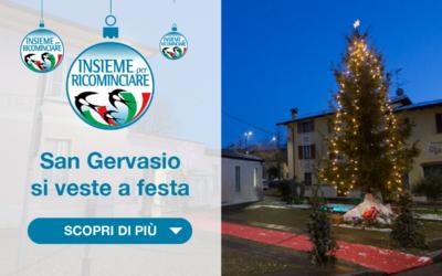 San Gervasio si veste a festa